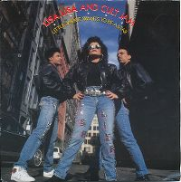 Cover Lisa Lisa & Cult Jam - Little Jackie Wants To Be A Star