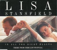 Cover Lisa Stansfield - In All The Right Places