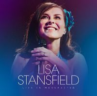 Cover Lisa Stansfield - Live In Manchester