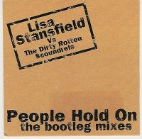 Cover Lisa Stansfield vs. The Dirty Rotten Scoundrels - People Hold On