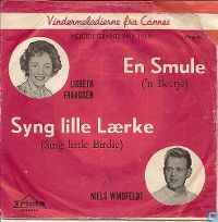 Cover Lisbeth Frandsen - En smule