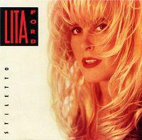 Cover Lita Ford - Stiletto
