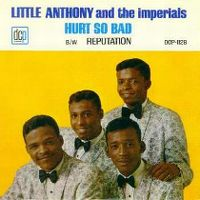 Cover Little Anthony & The Imperials - Hurt So Bad
