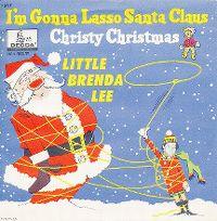 Cover Little Brenda Lee - I'm Gonna Lasso Santa Claus