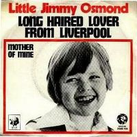 Cover Little Jimmy Osmond - Long Haired Lover From Liverpool