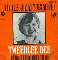 Cover Little Jimmy Osmond - Tweedle Dee