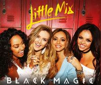 Cover Little Mix - Black Magic