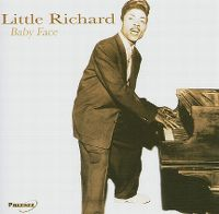 Cover Little Richard - Baby Face