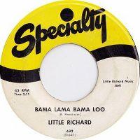 Cover Little Richard - Bama Lama Bama Loo