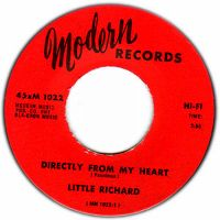 Cover Little Richard - Directly From My Heart To You