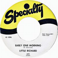 Cover Little Richard - Early One Morning