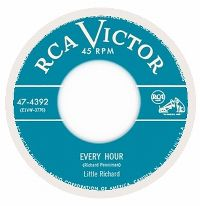 Cover Little Richard - Every Hour