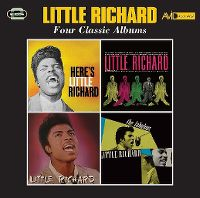 Cover Little Richard - Four Classic Albums