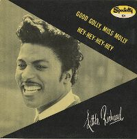 Cover Little Richard - Good Golly Miss Molly
