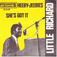 Cover Little Richard - Heeby-Jeebies