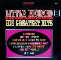 Cover Little Richard - His Greatest Hits