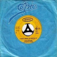 Cover Little Richard - I Don't Want To Discuss It