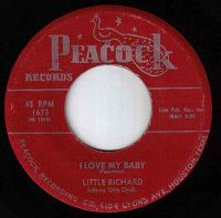 Cover Little Richard - I Love My Baby
