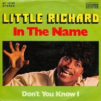 Cover Little Richard - In The Name