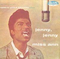 Cover Little Richard - Jenny, Jenny