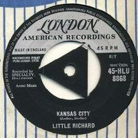 Cover Little Richard - Kansas City