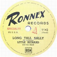 Cover Little Richard - Long Tall Sally