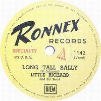 Cover Little Richard - Long Tall Sally