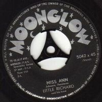 Cover Little Richard - Miss Ann