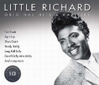 Cover Little Richard - Original Hits & Rarities