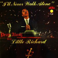 Cover Little Richard - Pray Along With Little Richard - I'll Never Walk Alone