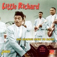 Cover Little Richard - She Knows How To Rock