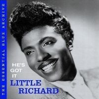 Cover Little Richard - The Essential Blue Archive - He's Got It
