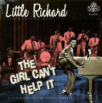 Cover Little Richard - The Girl Can't Help It