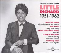 Cover Little Richard - The Indispensable 1951-1962
