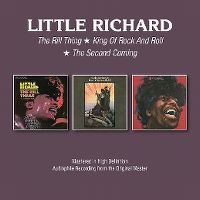 Cover Little Richard - The Rill Thing / King Of Rock And Roll / The Second Coming