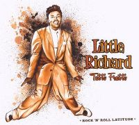 Cover Little Richard - Tutti Frutti - Rock 'N' Roll Latitude