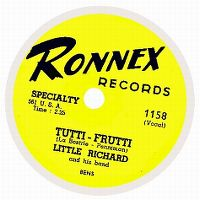 Cover Little Richard - Tutti Frutti
