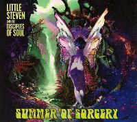 Cover Little Steven And The Disciples Of Soul - Summer Of Sorcery