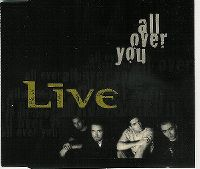 Cover Live - All Over You