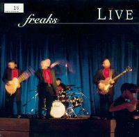 Cover Live - Freaks (Live)