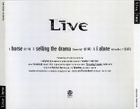 Cover Live - Horse