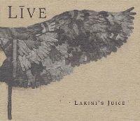 Cover Live - Lakini's Juice