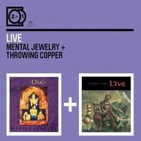 Cover Live - Mental Jewelry + Throwing Copper