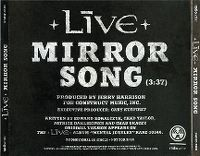 Cover Live - Mirror Song