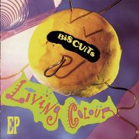 Cover Living Colour - Biscuits