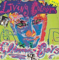 Cover Living Colour - Glamour Boys