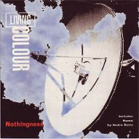 Cover Living Colour - Nothingness