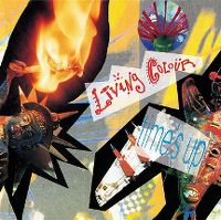 Cover Living Colour - Time's Up