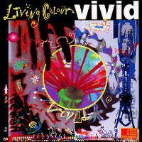 Cover Living Colour - Vivid