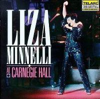Cover Liza Minnelli - Liza Minnelli At Carnegie Hall